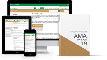 Remiss inför AMA VVS & Kyla 19