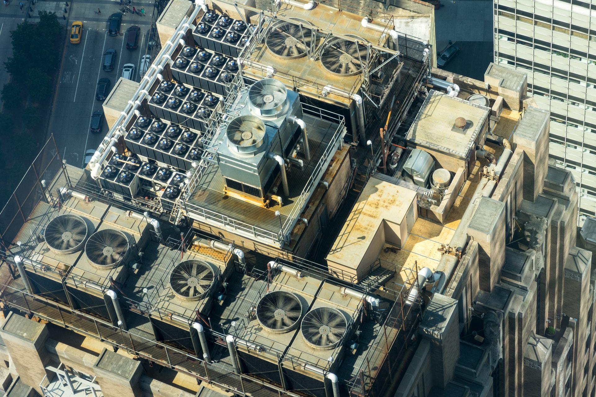 Brandisolering av ventilationskanaler